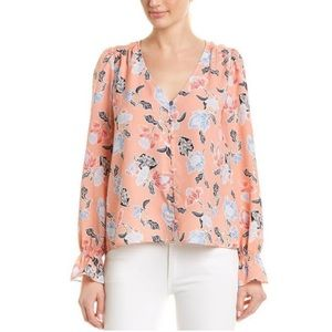NWT Joie Bolona Top In Persimmon